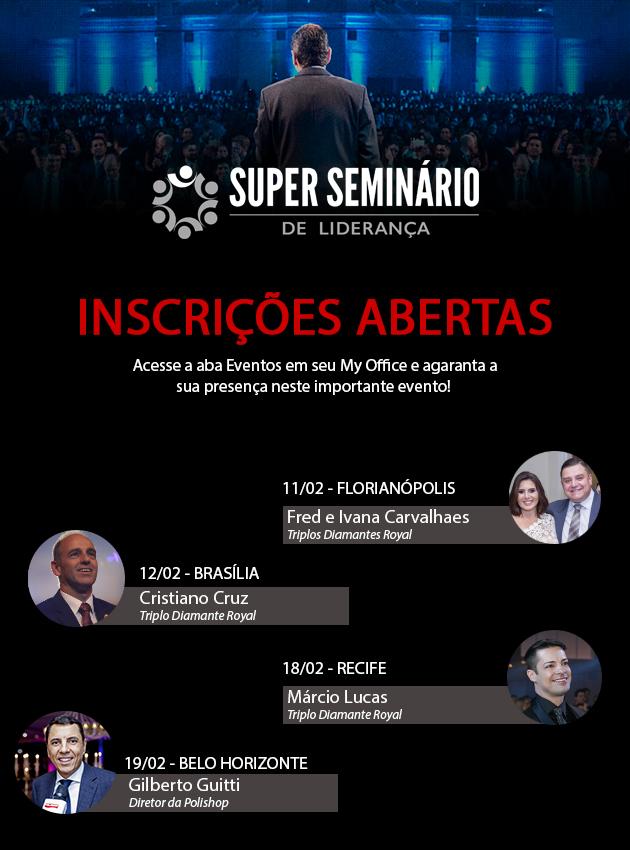 SUPER SEMINÁRIO